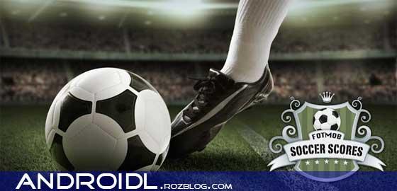 اطلاع از نتایج فوتبال با Soccer Scores Pro FotMob 9.1.1